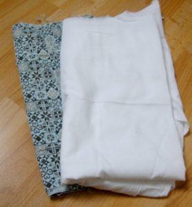 Stoff für Handballenauflage