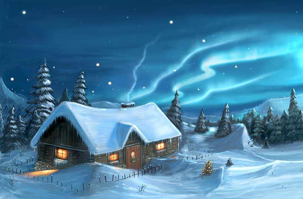 Thüringen im Schnee
