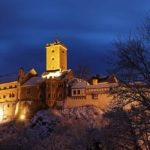 Weihnachtliche Wartburg