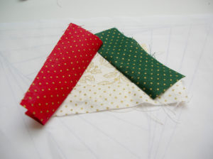 rote und grüne