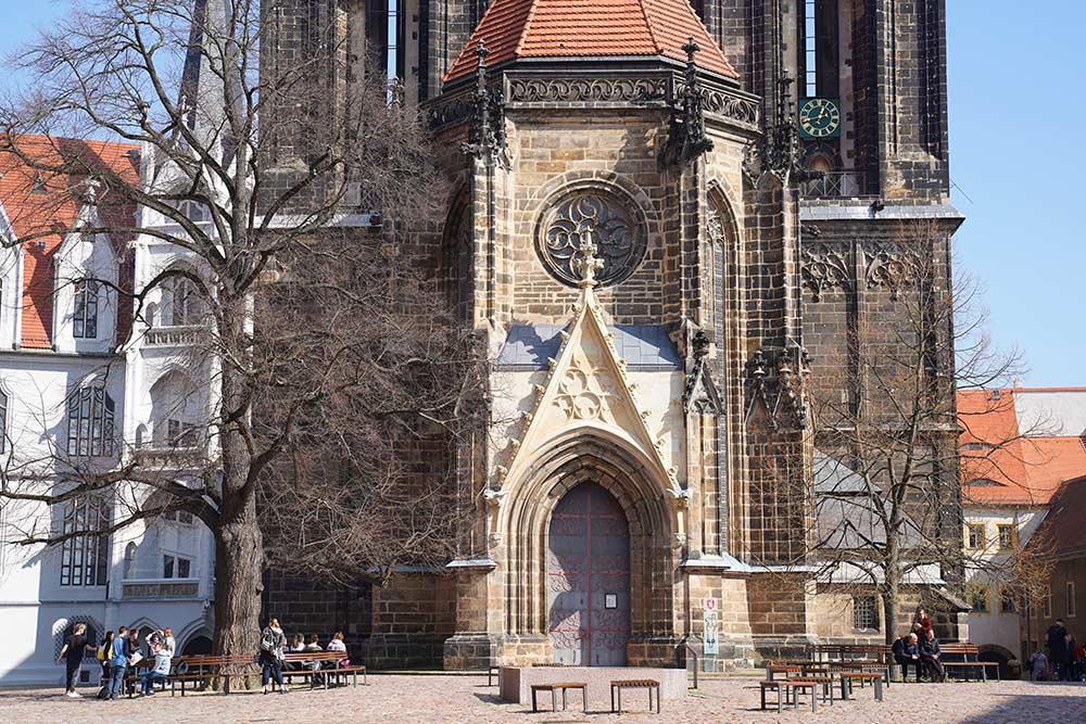 Der Dom an der Albrechtsburg