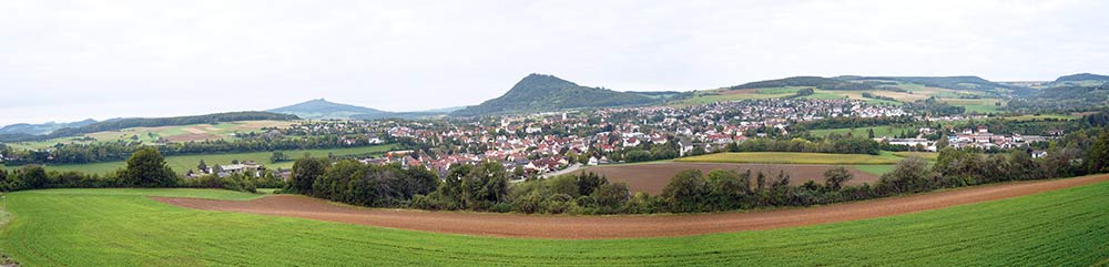panorama hegau