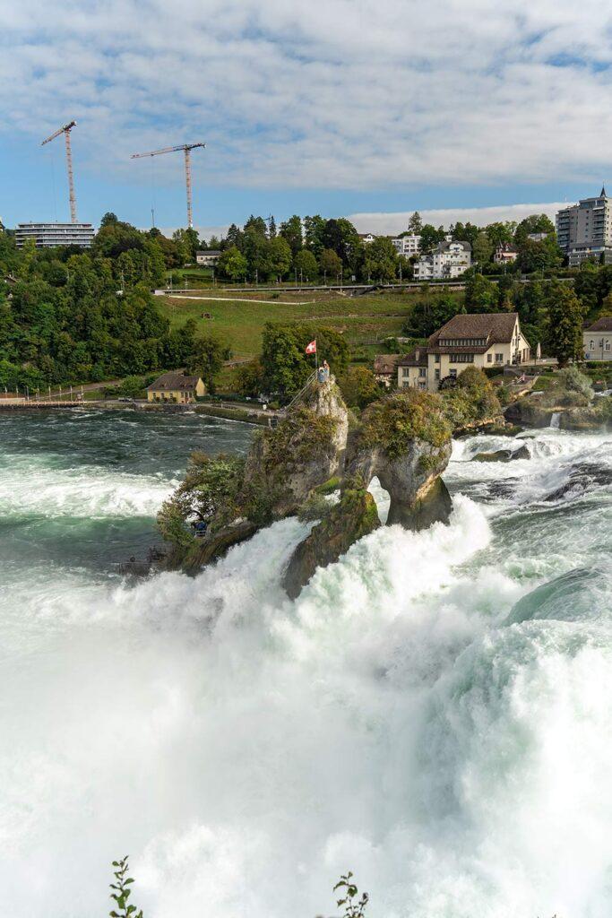 Tosender Wasserfall